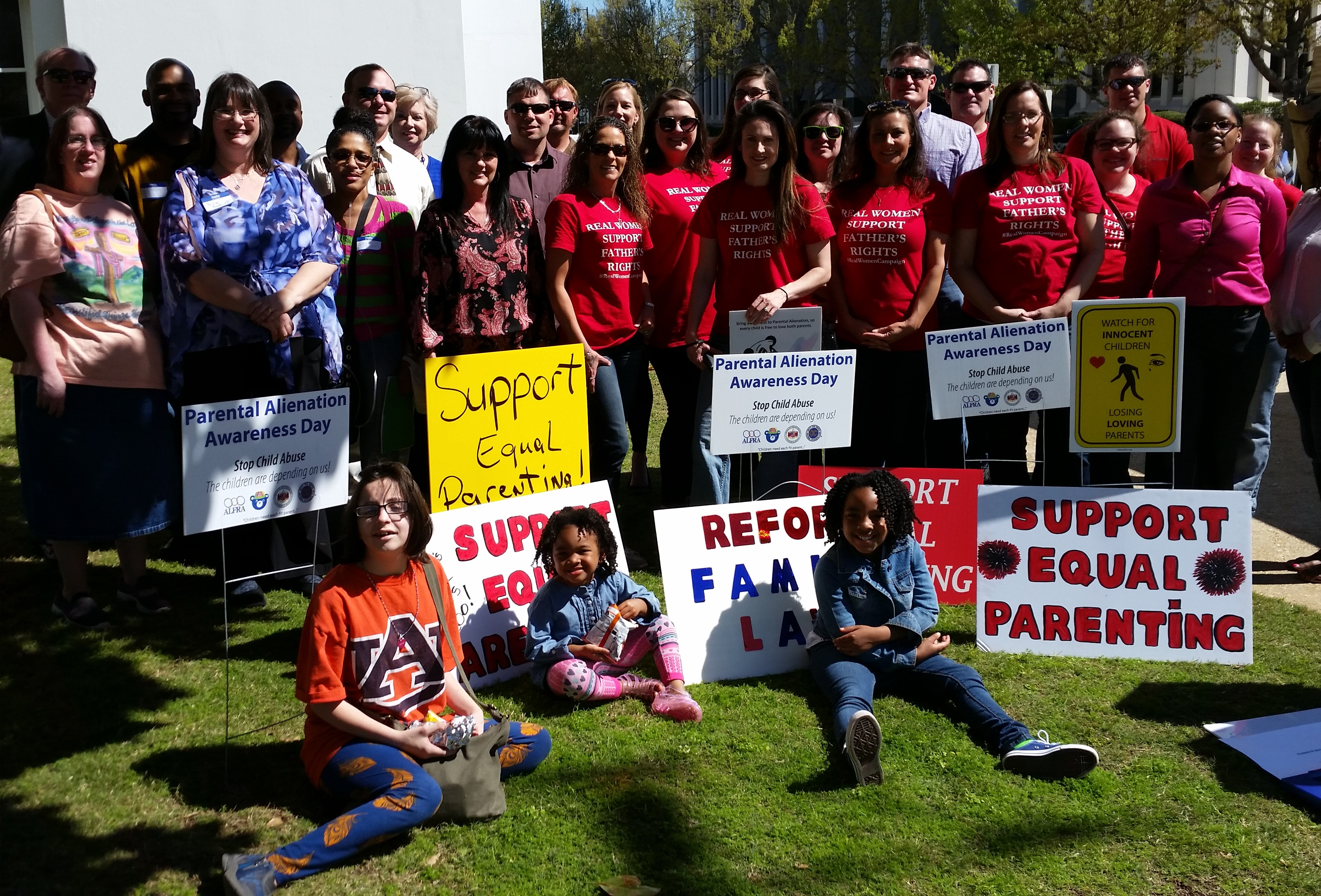 Parents As Equal Participants In Team >> Alabama Family Rights Association Concerned Citizens Gather For